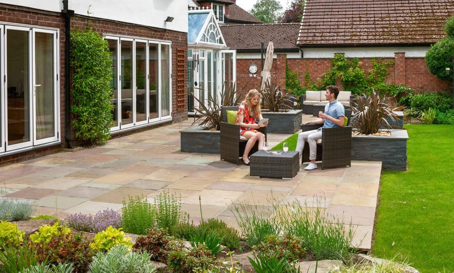 Personalise your patio design