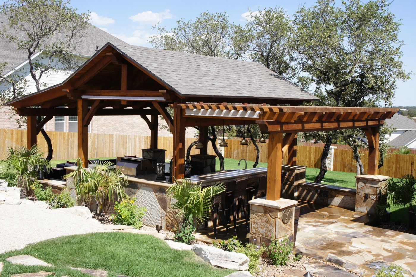 hybrid patio