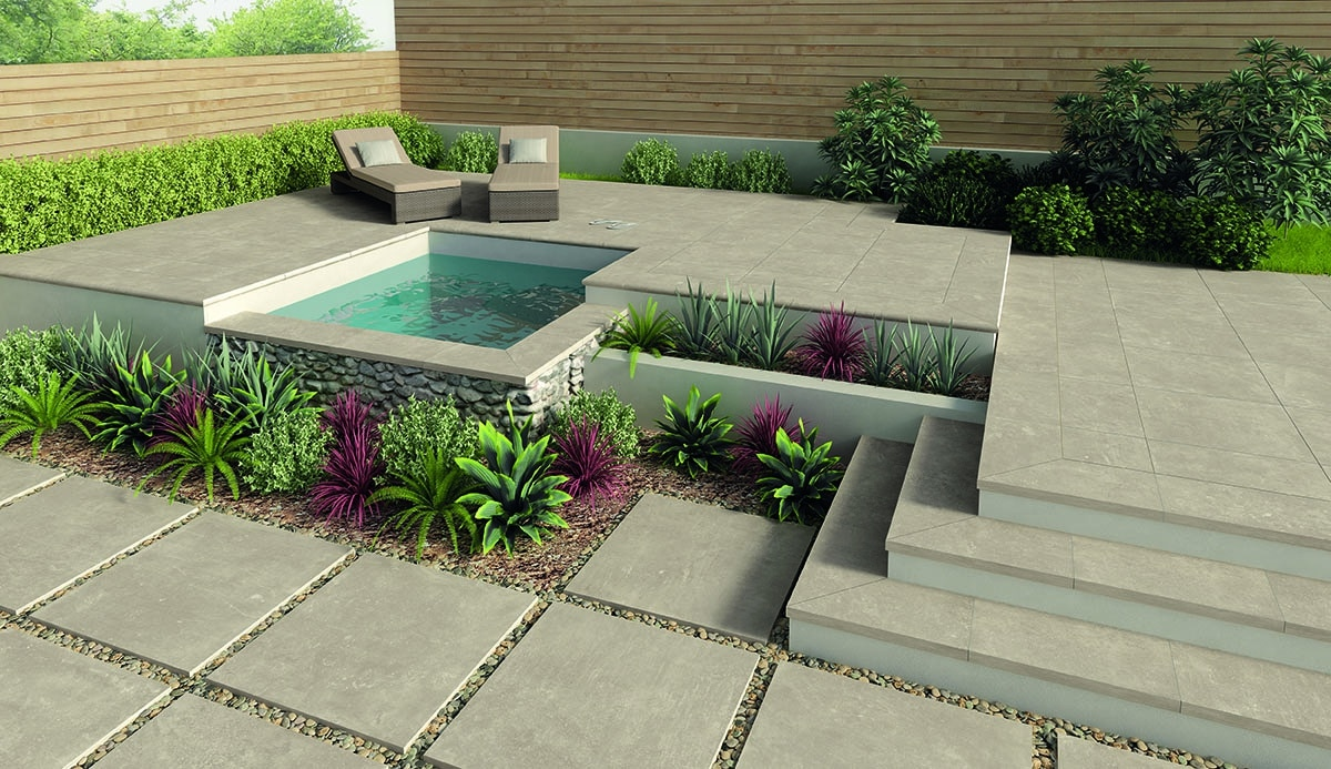 natural patio